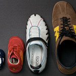 """""""Shoe family II"""" by Sami Taipale is licensed under CC BY-NC-SA 2.0"""